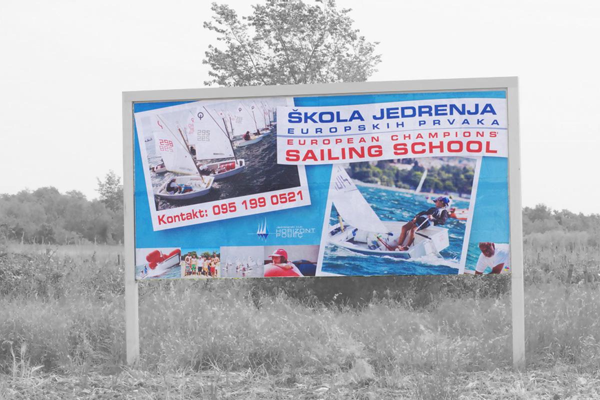 Propaganda Poreč billboard jumbo oglašavanje