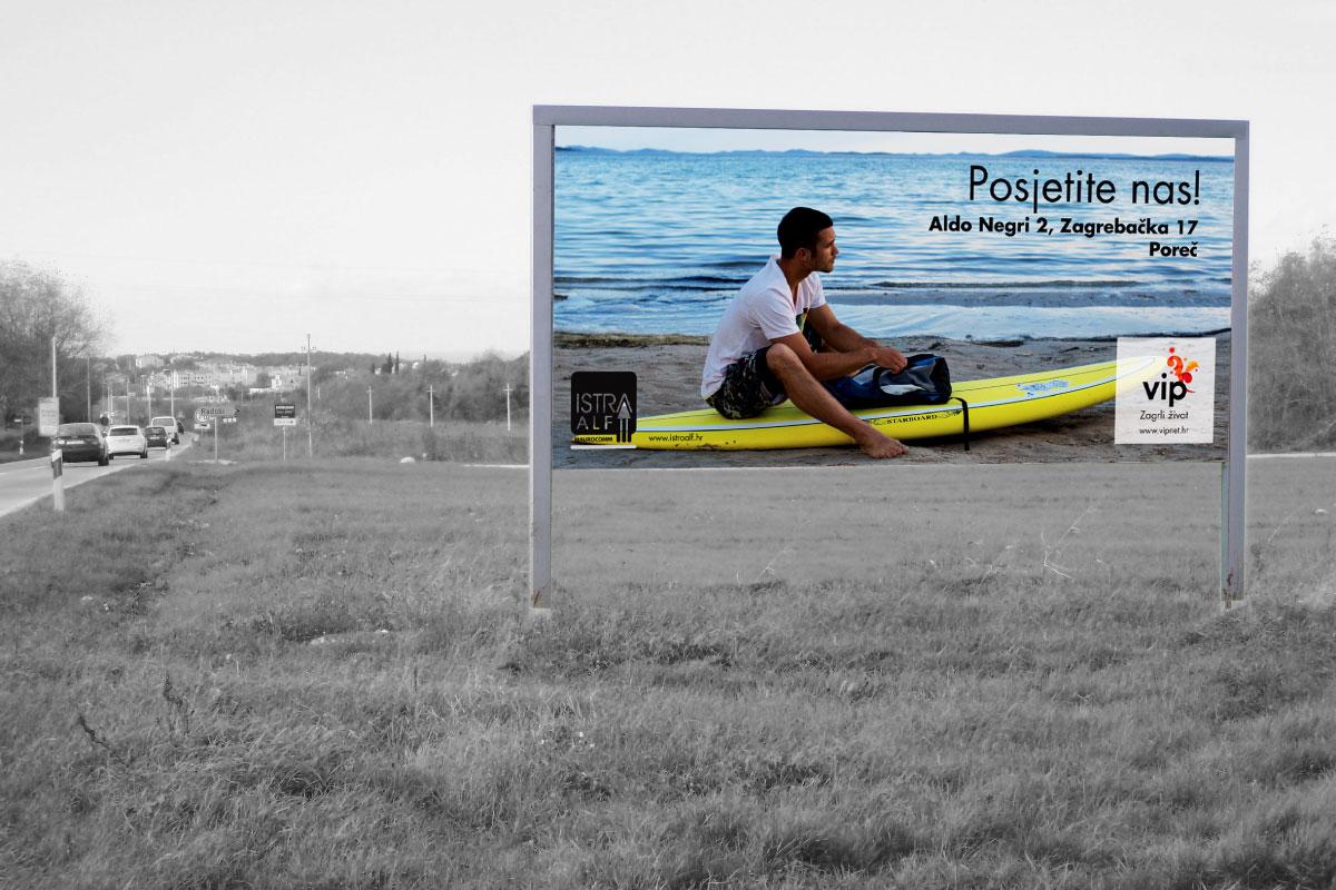 Propaganda Poreč billboard jumbo plakat 01
