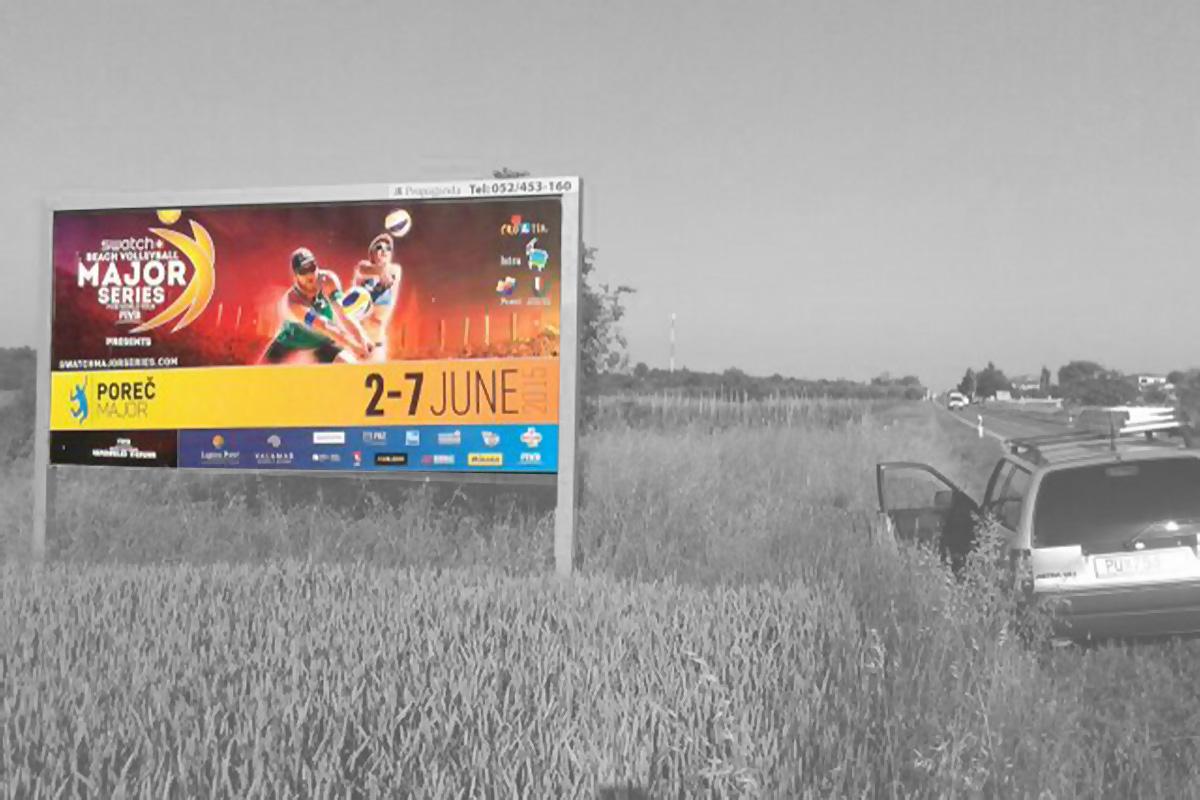 Propaganda Poreč billboard jumbo plakat 05