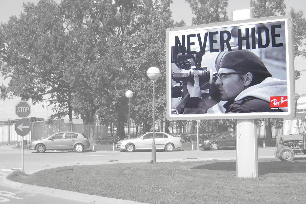 Propaganda Poreč billboard jumbo plakat s rasvjetom