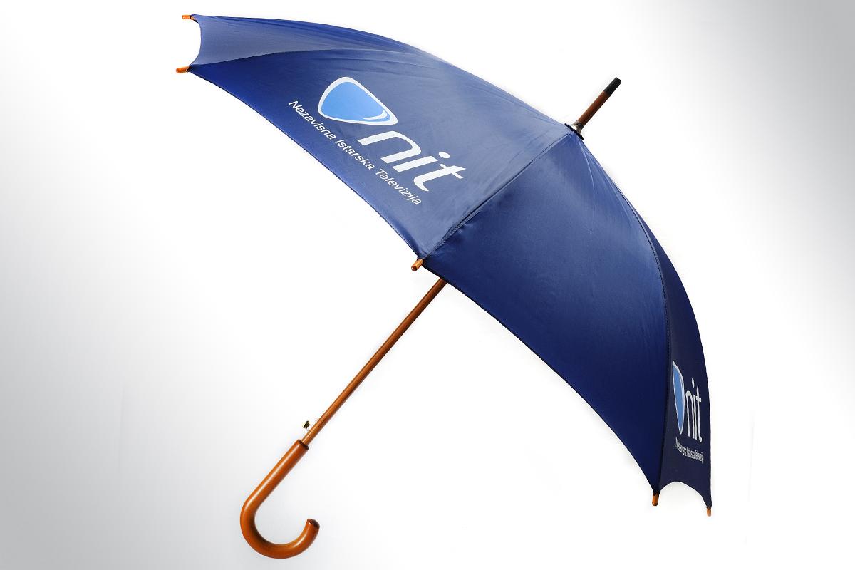 Propaganda Poreč reklamni artikli kišobran NIT
