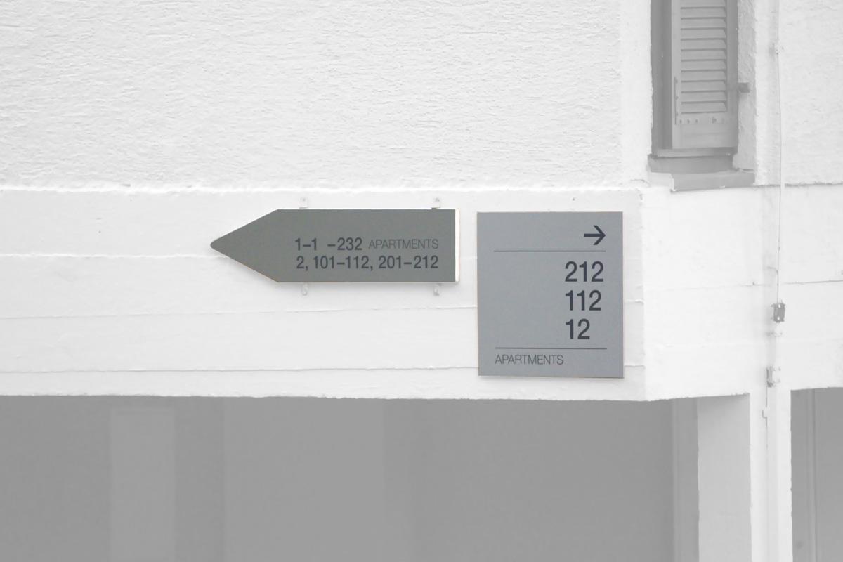 Propaganda Poreč signalizacija apartmani