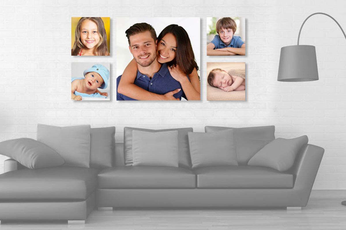 Propaganda Poreč slike na platnu obitelj