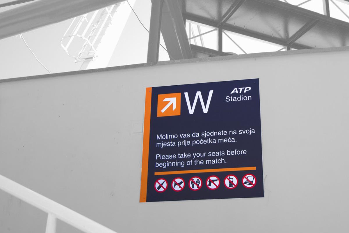 Propaganda Poreč tabela info signalizacija - tenis 2
