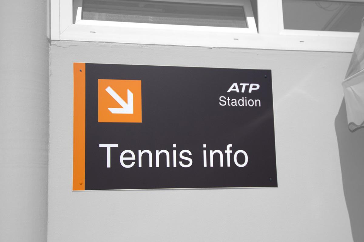 Propaganda Poreč tabela info signalizacija - tenis