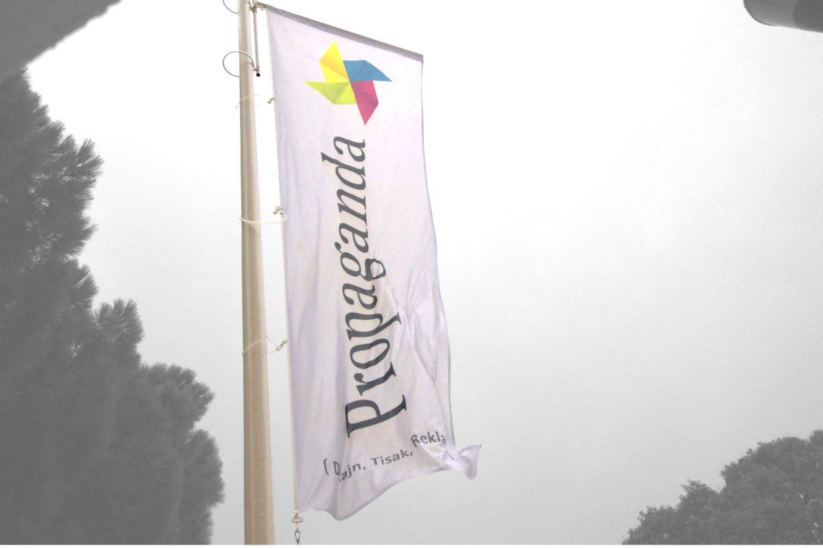 Propaganda Poreč zastava